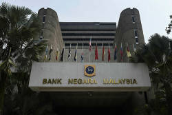 BNM's international reserves up 0.3% to US$103.3b