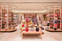 Kate Spade New York store at Suria KLCC.