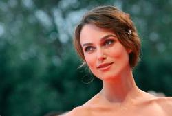 Kiera Knightley. AFP/ Albert PIzzoli