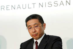 Nissan pours cold water on hopes for quick fix to Renault strain