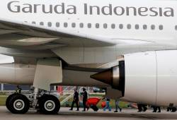 Indonesia to fire Garuda CEO for alleged smuggling of motorbike: minister