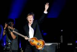 Paul McCartney - Reuters.