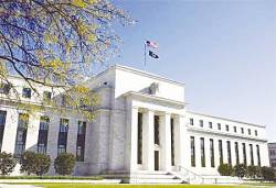 The Federal Reserve building in Washington. Investors remain on the lookout for more interest rate cuts by the Fed next month. – REUTERSPIX