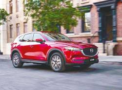 Group optimistic that the recent launch of the all-new Mazda3, CX-8 and facelifted CX-5 will boost earnings. – Mazda Malaysia Website