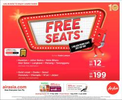 AirAsia offers 5 million promo seats