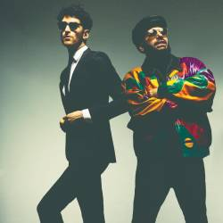 The 80s return with Chromeo