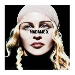 Madonna's 'Madame X' struck gold on the Billboard 200 chart, landing the icon her ninth number one album atop the list. © Courtesy of Universal Music
