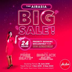 AirAsia's big sale is back!