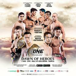 ONE: Alvarez to fight Folayang in Lightweight World Grand Prix