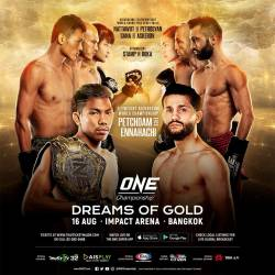 (Video) Petchyindee to defend ONE Flyweight kickboxing title against Ennahachi