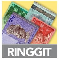 Ringgit closes unchanged