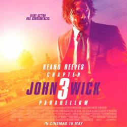 John Wick: Chapter 3 - Parabellum Official Poster