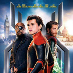 "POSTER: ""Spider-Man: Far From Home"" — AFP Relaxnews"