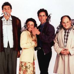 "Streaming giant Netflix said Monday it had acquired the global rights to popular American sitcom ""Seinfeld"" from 2021. — AFP Relaxnews"