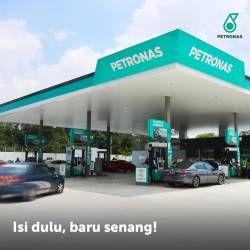 Facebook pix courtesy of PETRONAS Brands