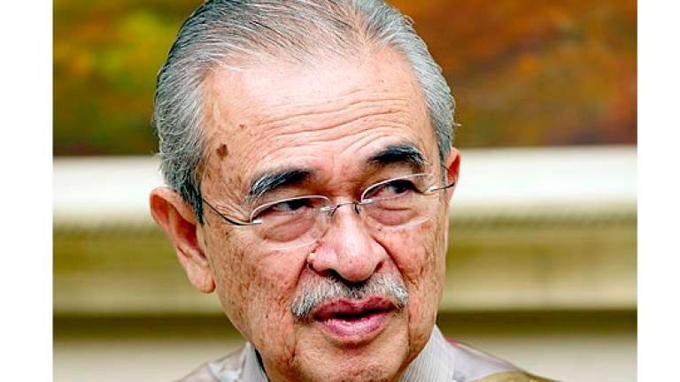 Pejabat nafi Tun Abdullah meninggal dunia