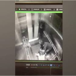(Video) Woman robbed in Taman Mutiara MRT lift