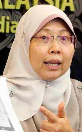 PBT can take action on unregistered religious schools: Fuziah