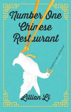 Book review: Number One Chinese Restaurant