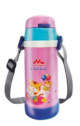 Free thermal flask from Morinaga Chil-kid