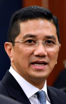 Govt to prioritise country's economic growth in 2019: Azmin