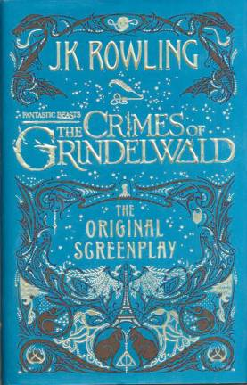 Book review: Fantastic Beasts: The Crimes of Grindelwald (The Original Screenplay)