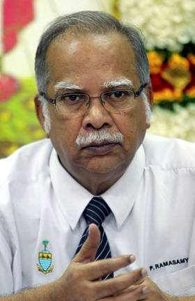 Ramasamy calls for end to spreading of fake news over organisations