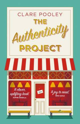 Book review: The Authenticity Project