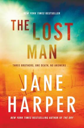 Book review: The Lost Man