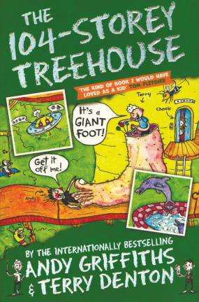 Book review: The 104-Storey Treehouse