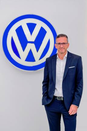 Volkswagen Malaysia has a new co-managing director