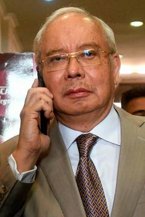 Najib, Umno apply separate hearing for forfeiture of money, jewellery seized from Obyu
