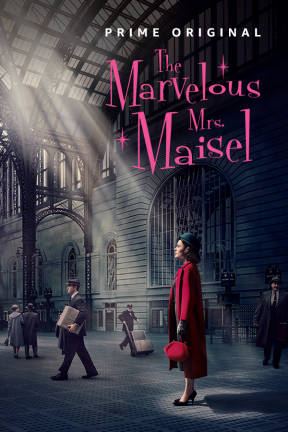 The Marvelous Mrs. Maisel renewed