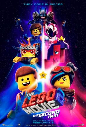 Latest Lego film leads North American box-office