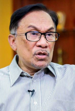 Anwar's motion to debate government's non-ratification of ICERD rejected