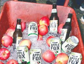 For Apple Fox, too much of a good thing is never a bad thing, especially in its latest campaign for Apple Fox Cider.