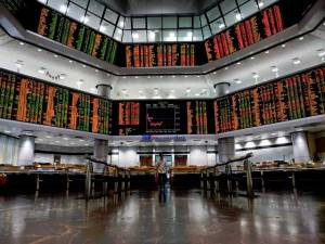 Bursa down 1.33% on first trading day