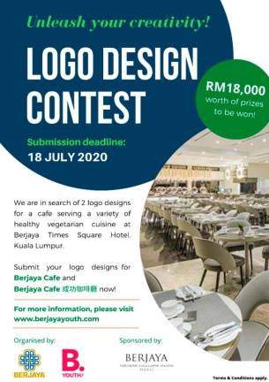 Berjaya Youth invites aspiring designers to unleash their talents