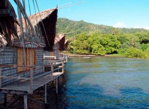 Papua New Guinea shut air and seaports to all foreign travellers coming from Asia on Jan 29. © Nuli Sapi 10 Best Eco Hotels Lonely Planet (march 2014)
