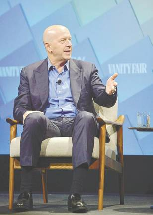 Image result for Goldman Sachs CEO David Solomon on Wednesday (Jan 16) apologised to the Malaysian people