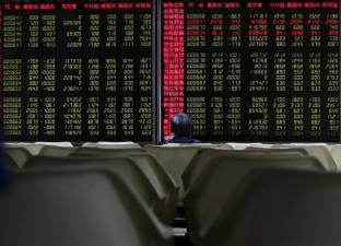 Foreigners sell US$9b worth of Asian equities so far in March 1