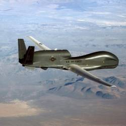 Tehran insists that a US Global Hawk surveillance drone was within its airspace when it was shot down, a claim the US denies. — AFP