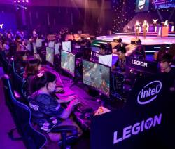 Participants in eSports tournaments have been able to rake in the cash by showing off their skills. – LENOVO