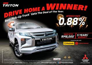 Mitsubishi year-end promotions are back