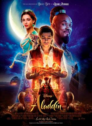 Live-action Aladdin sequel in the works