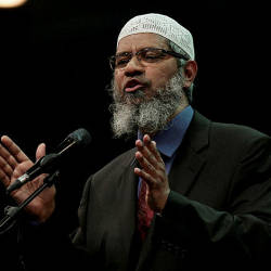 Bukit Aman summons Zakir Naik again