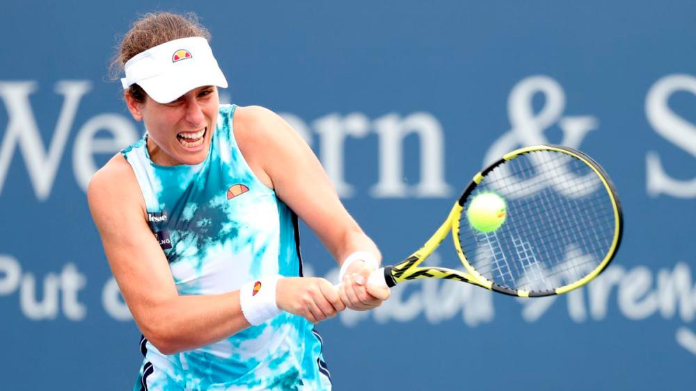 Tennis-Britain's Konta pulls out of two events due to groin injury