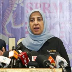 411 detained in Sabah for corruption since 2015: Latheefa