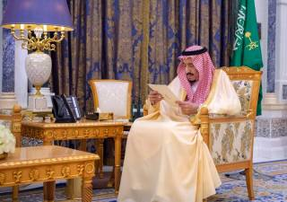 Saudi releases king's photos after purge over 'coup plot' 1