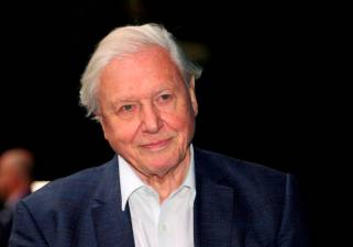Attenborough calls for world to protect nature